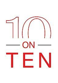 "Movie poster for ""TEN ON TEN"""
