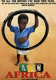 "Movie poster for ""ABC AFRICA"""