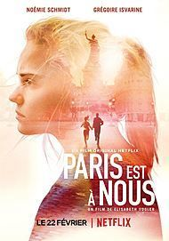 "Movie poster for ""PARIS IS US"""
