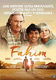 "Movie poster for ""FAHIM"""