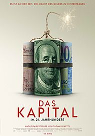"Movie poster for ""Capital in the Twenty-First Century"""