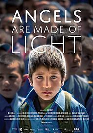 "Movie poster for ""ANGELS ARE MADE OF LIGHT"""