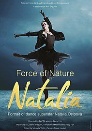 "Movie poster for ""FORCE OF NATURE"""