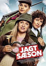 "Movie poster for ""JAGTSÆSON"""