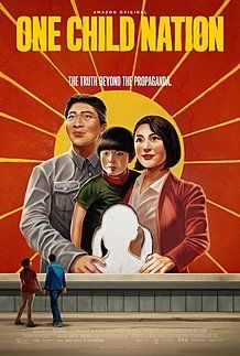 "Movie poster for ""ONE CHILD NATION"""