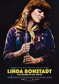 "Movie poster for ""LINDA RONSTADT: THE SOUND OF MY VOICE"""