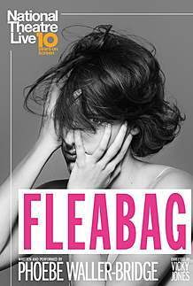 "Movie poster for ""FLEABAG (NT LIVE)"""