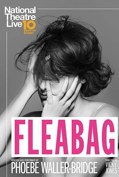 """Movie poster for """"FLEABAG (NT LIVE)"""""""