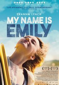 """Movie poster for """"MY NAME IS EMILY"""""""