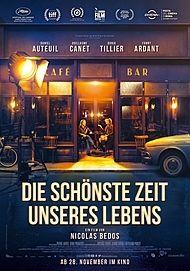 """Filmplakat für """"DIE SCHÖNSTE ZEIT UNSERES LEBENS"""""""