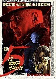 """Movie poster for """"5 È IL NUMERO PERFETTO"""""""