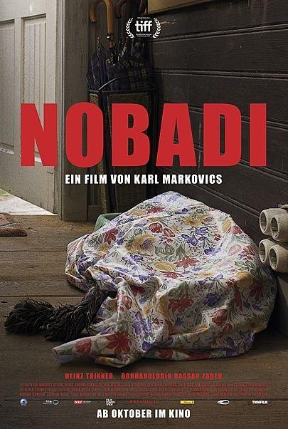 """Filmplakat für """"NOBADI"""""""