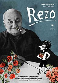 "Movie poster for ""REZO"""
