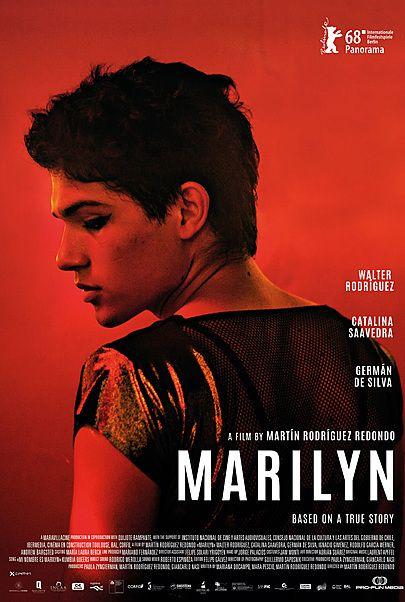 """Filmplakat für """"MARILYN"""""""