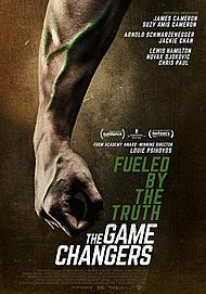 "Movie poster for ""THE GAME CHANGERS"""