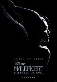 "Movie poster for ""MALEFICENT: MISTRESS OF EVIL"""