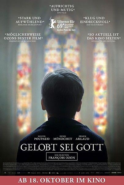 """Filmplakat für """"Gelobt sei Gott - Filmstart in Österreich"""""""