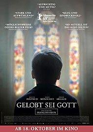 """Movie poster for """"Gelobt sei Gott - Filmstart in Österreich"""""""