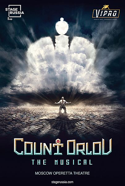"Movie poster for ""COUNT ORLOV"""