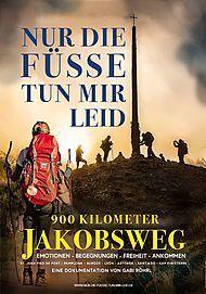 """Filmplakat für """"NUR DIE FÜSSE TUN MIR LEID"""""""