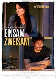 """Filmplakat für """"EINSAM ZWEISAM"""""""