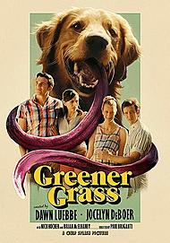 "Movie poster for ""GREENER GRASS"""