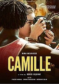 "Movie poster for ""CAMILLE"""
