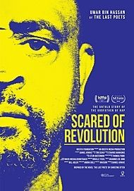 "Movie poster for ""SCARED OF REVOLUTION"""