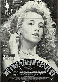 "Movie poster for ""MY TWENTIETH CENTURY"""