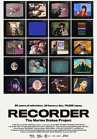 "Movie poster for ""RECORDER: THE MARION STOKES PROJECT"""