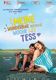 "Movie poster for ""MY EXTRAORDINARY SUMMER WITH TESS"""