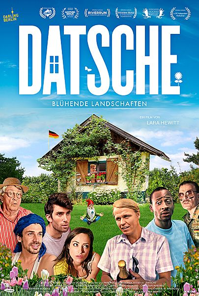 """Movie poster for """"DATSCHE"""""""