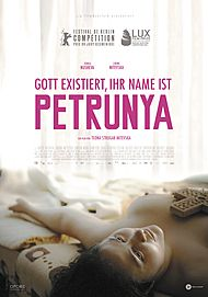 "Movie poster for ""GOD EXISTS, HER NAME IS PETRUNIJA"""