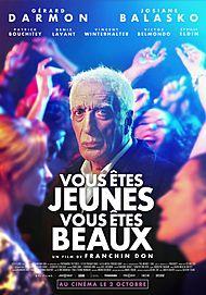 """Movie poster for """"VOUS ETES JEUNES, VOUS ETES BEAUX"""""""