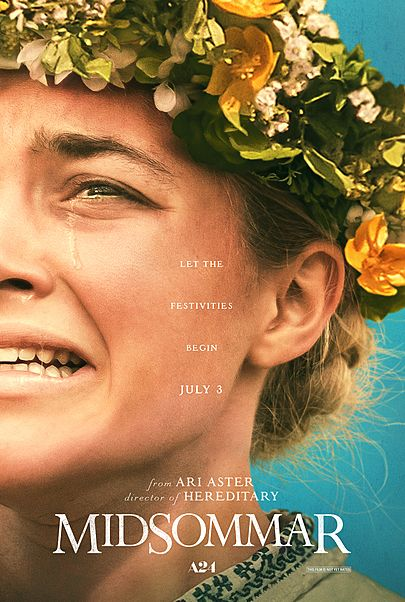 "Movie poster for ""MIDSOMMAR - DIRECTOR'S CUT"""