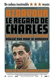 "Movie poster for ""AZNAVOUR BY CHARLES"""
