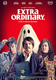 "Movie poster for ""EXTRA ORDINARY"""