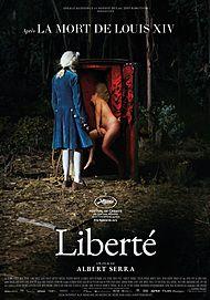 """Filmplakat für """"LIBERTE"""""""