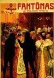 """Movie poster for """"FANTOMAS CONTRE FANTOMAS"""""""