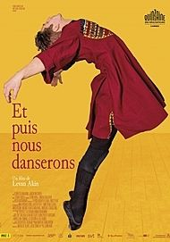 "Movie poster for ""AND THEN WE DANCED"""