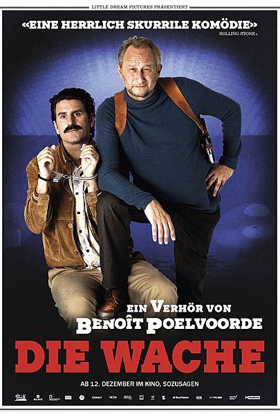 """Filmplakat für """"DIE WACHE"""""""