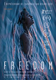 "Movie poster for ""FREEDOM"""