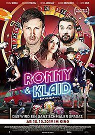 "Movie poster for ""RONNY & KLAID"""