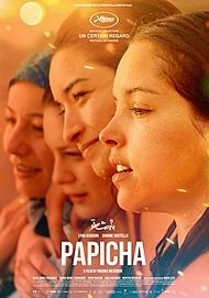 "Movie poster for ""PAPICHA"""