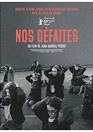 """Movie poster for """"OUR DEFEATS"""""""