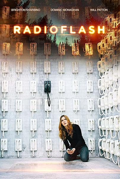 """Movie poster for """"RADIOFLASH"""""""