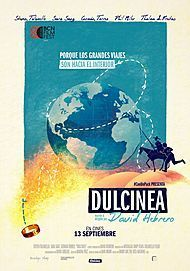 "Movie poster for ""DULCINEA"""