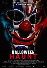"Movie poster for ""HAUNT"""