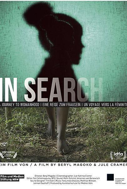 """Filmplakat für """"IN SEARCH..."""""""