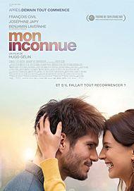 """Filmplakat für """"MEINE GELIEBTE UNBEKANNTE"""""""